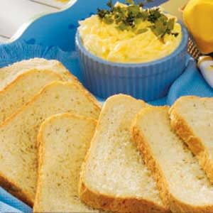 Herbed Bread Recipe