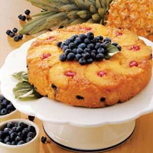 Breakfast Upside-Down Cake