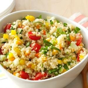 Colorful Quinoa Salad Recipe
