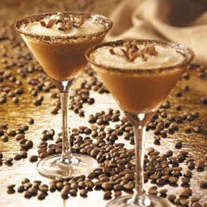 Frosty Mocha Drink Recipe