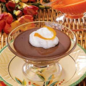 Orange Chocolate Mousse Recipe