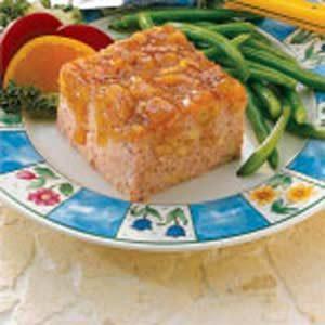 Marmalade-Glazed Ham Loaf Recipe