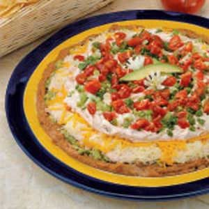 Hearty Nacho Dip Recipe
