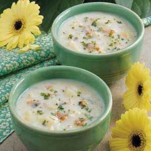 Quick and Easy Clam Chowder Recipe