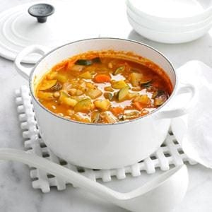 Hearty Italian White Bean Soup