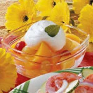 Mixed Fruit Cup Recipe