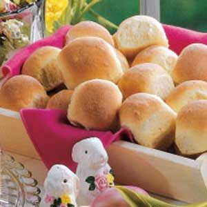 Tender Potato Rolls Recipe