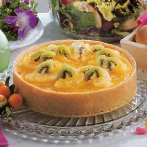 Kiwi Pineapple Cheesecake
