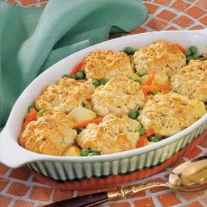 Chicken Biscuit Stew Recipe