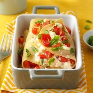 Herb Garden Lasagnas Recipe Taste Of Home