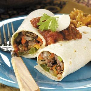 Slow-Cooked Steak Fajitas Recipe