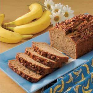 Makeover Banana Nut Bread