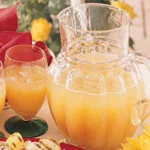 Fruit Juice Cooler Recipe