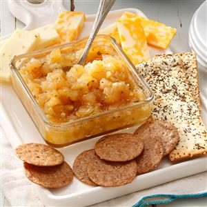 Pear & Pine Nut Conserve Recipe