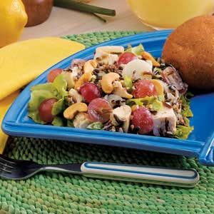 Wild Rice Chicken Salad Recipe