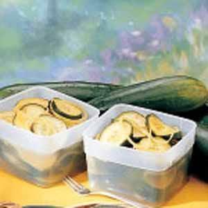 Three-Hour Refrigerator Pickles Recipe