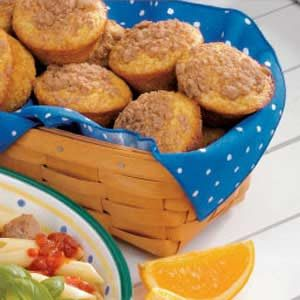 Orange Blossom Muffins Recipe