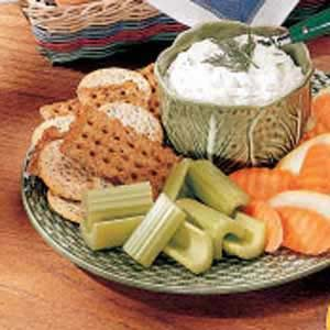 Cucumber Dill Spread Recipe
