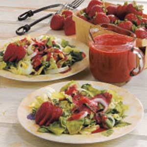Strawberry Salad Dressing Recipe