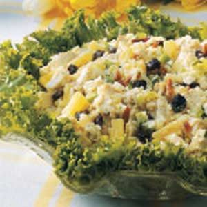 Contest-Winning Curried Rice Salad Recipe
