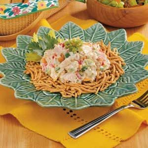 Chow Mein Tuna Salad Recipe