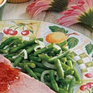 Rosemary Green Beans Recipe