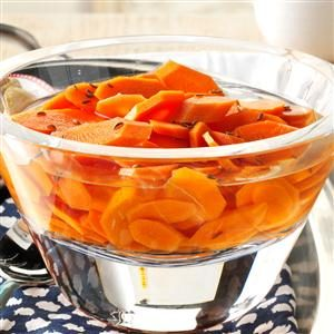 Belarus Pickled Carrots Recipe