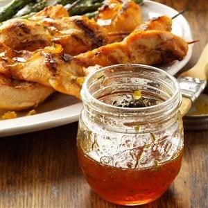 Lemon-Rosemary Marmalade Recipe