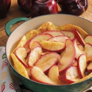 Apple-Honey Dutch Baby Recipe