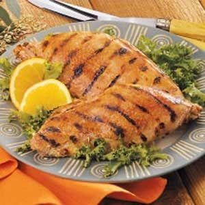 Grilled Wild Turkey Breast Recipe