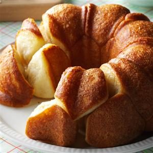 Buttery Bubble Bread Recipe