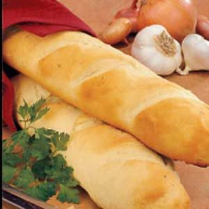 Ranch French Bread Recipe