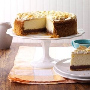 S'mores Cheesecake Recipe