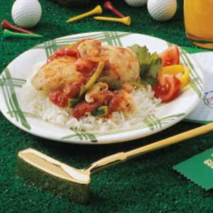 Clubhouse Chicken Recipe
