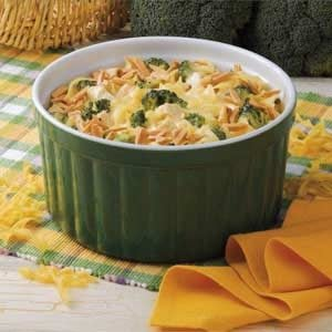 Almond Turkey Casserole Recipe