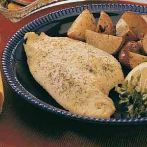 Baked Fish Recipe