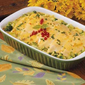 Zesty Chicken Casserole Recipe