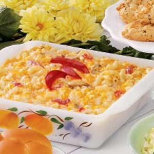 Cheddar Mushroom Macaroni Recipe