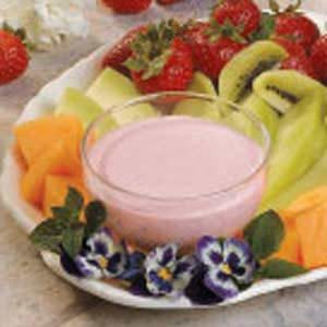 Strawberry Fruit Dip Recipe
