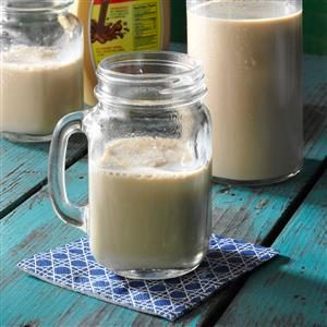 Coffee Milk Recipe