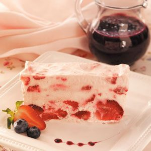 Cool Strawberry Cream Recipe