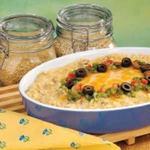 Southwestern Rice Bake Recipe