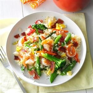 Shrimp Fried Rice Recipe