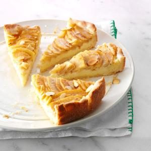 Autumn Apple Torte Recipe