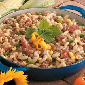 Country Goulash Skillet Recipe