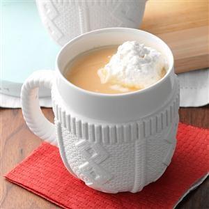 Pumpkin-Spiced Hot Chocolate Recipe