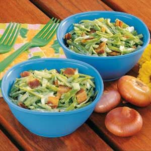 French Bean Salad Recipe