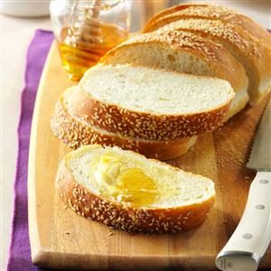 Sesame French Bread Recipe