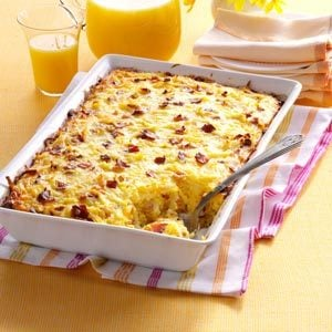 Watch Us Make: Amish Breakfast Casserole