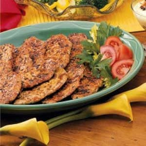 Herbed Pork Medallions Recipe